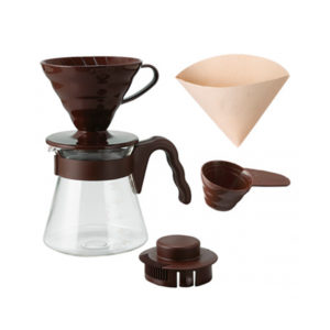Kit Hario V60 – Chocolate