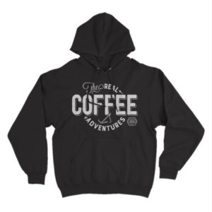 "Sweat BURACA ""The Real Coffee Adventures"""