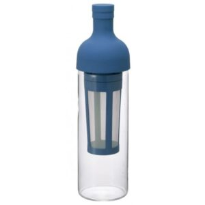 HARIO BLUE LIMITED EDITION COFFEE FILTER IN BOTTLE 750ML